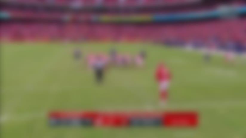 Can't-Miss Play: Texans stun Arrowhead Stadium, Chiefs with punt-block TD