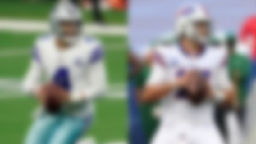 Cowboys QB Dak Prescott, Bills QB Josh Allen among Players of the Week