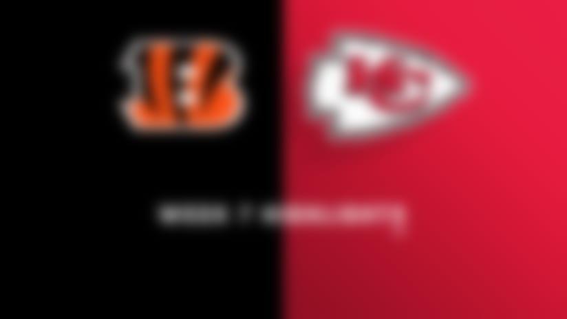 Bengals vs. Chiefs highlights | Week 7