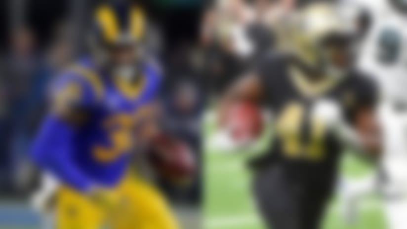 Which backfield will have bigger impact: Los Angeles Rams or New Orleans Saints? Maurice Jones-Drew, 21st & Prime debate