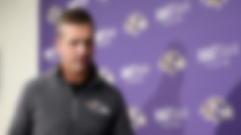Ravens' John Harbaugh: 'I don't get worn down'