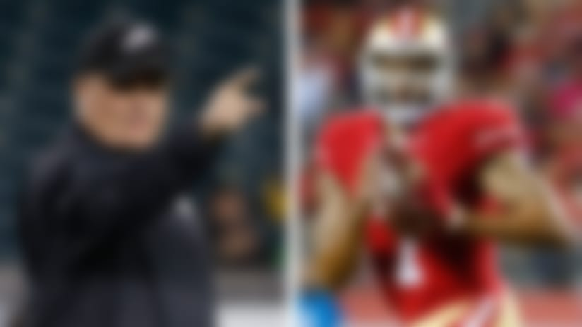 Rice predicts 'good marriage' for Kelly, Kaepernick