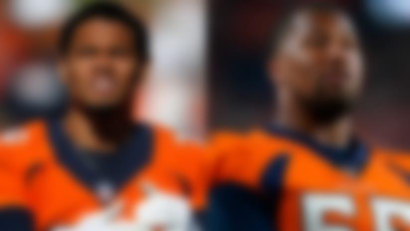 Broncos Bradley Chubb, Bryce Callahan ready to go 'full speed'