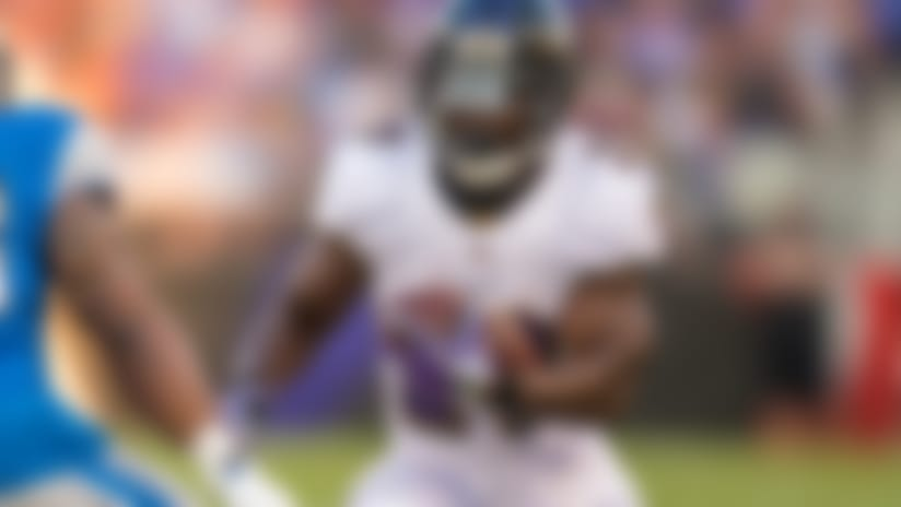 Justin Forsett re-signs with Baltimore Ravens