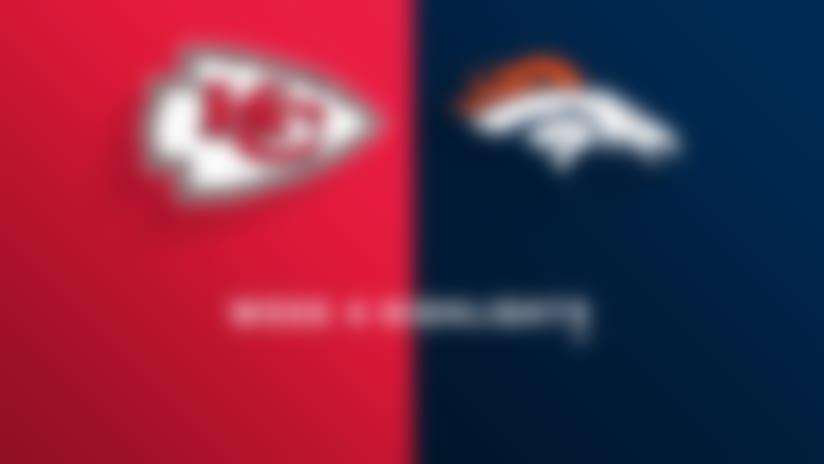 Chiefs vs. Broncos highlights | Week 4