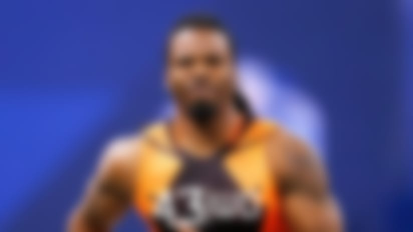 Five players that boosted their NFL draft stock at the combine