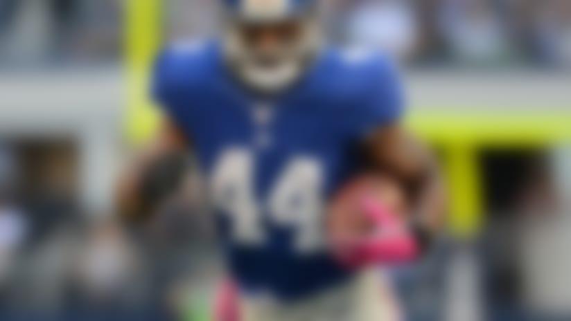 Ahmad Bradshaw to start for New York Giants