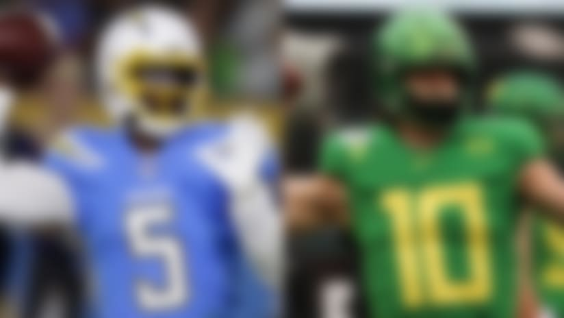 Anthony Lynn: Tyrod Taylor 'probably' Chargers' Week 1 starter