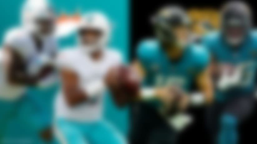 Previewing Dolphins-Jaguars in London