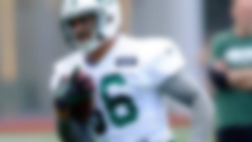 Report: Lex Hilliard breaks scapula at N.Y. Jets practice