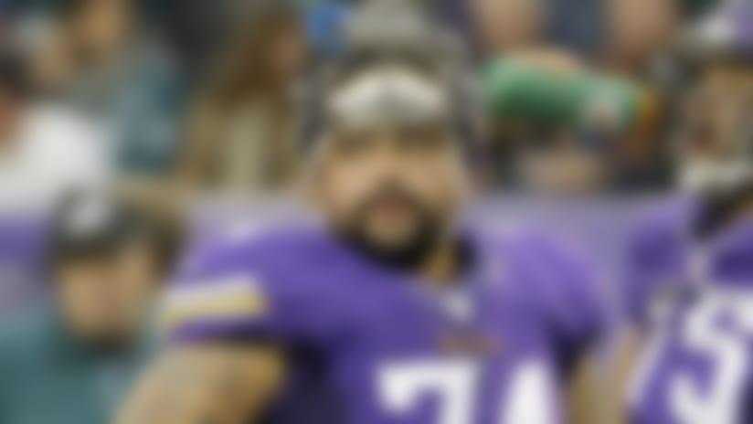 Report: Charlie Johnson, Minnesota Vikings strike deal