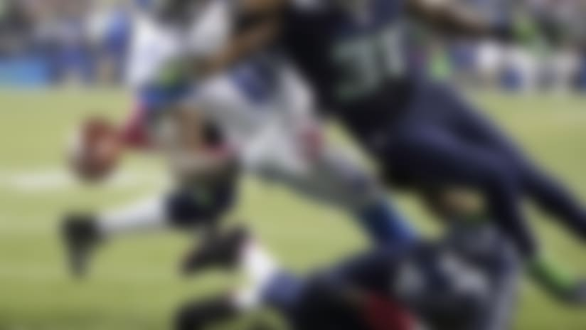 Kam Chancellor's forced fumble is best of Week 4
