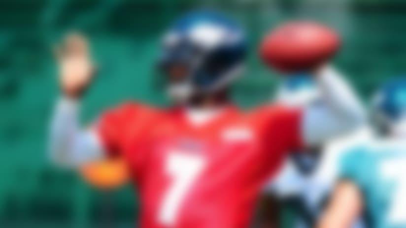 Philadelphia Eagles training camp: Andy Reid pushing players
