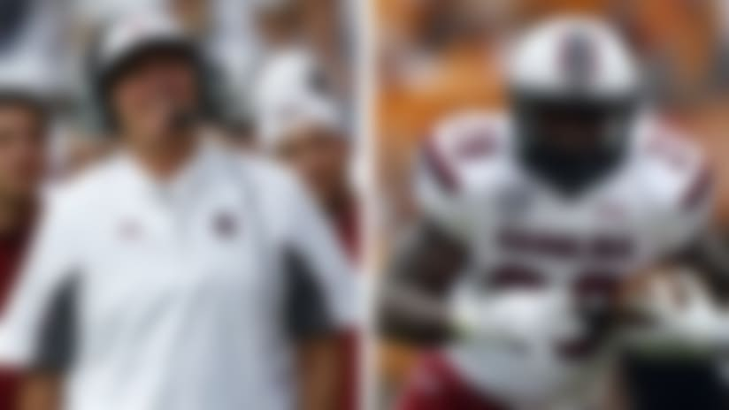 Steve Spurrier envisions early exit for RB Mike Davis