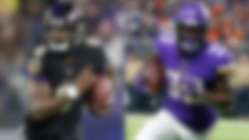 Lamar Jackson, Dalvin Cook among NFL's 10 most explosive runners