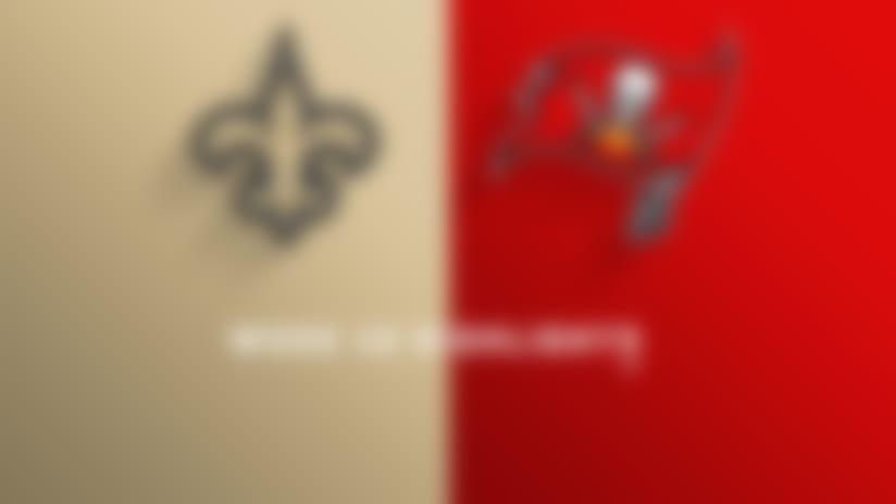 Saints vs. Buccaneers highlights | Week 14