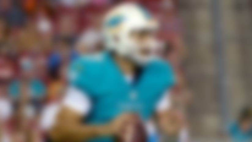 Brady Quinn announces he's been cut by Dolphins