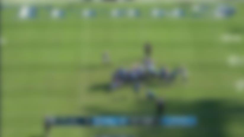 Cody Parkey drills a 45-yard FG to put Titans on board first