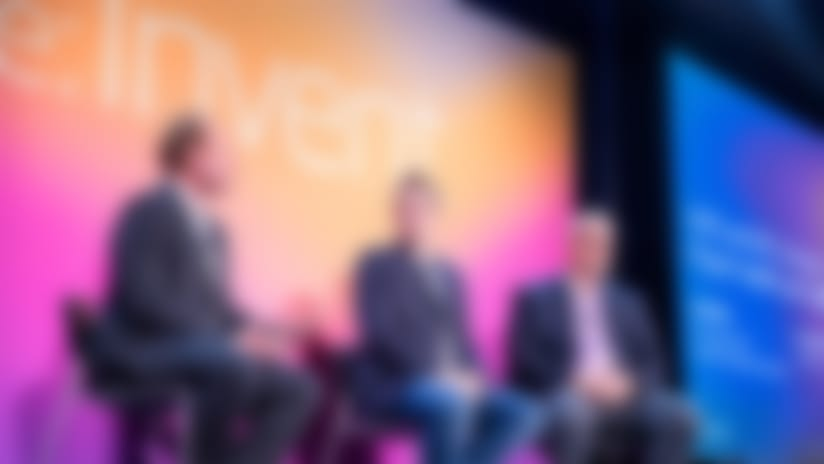 NFL Executive VP of Health and Safety Innovation, Jeff Miller, AWS VP of Artificial Intelligence, Matt Wood, and Chairman of the NFL Engineering Committee, Dr. Jeff Crandall discuss the NFL's data-gathering efforts at AWS re:Invent in Las Vegas.