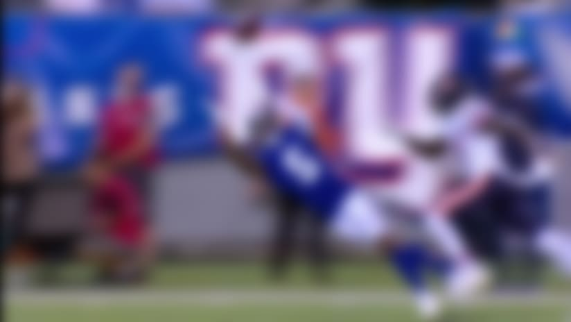Can't-Miss Play: Giants WR channels OBJ on sensational diving grab