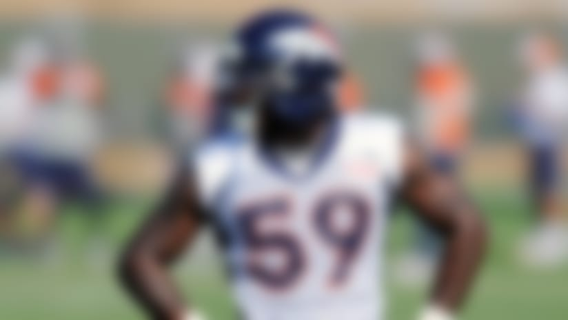Broncos to hold down fort till Danny Trevathan returns