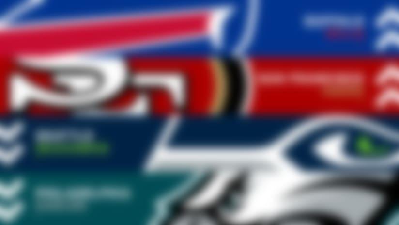 NFL Power Rankings, Week 4: Bills, 49ers hit top 10; Eagles dive