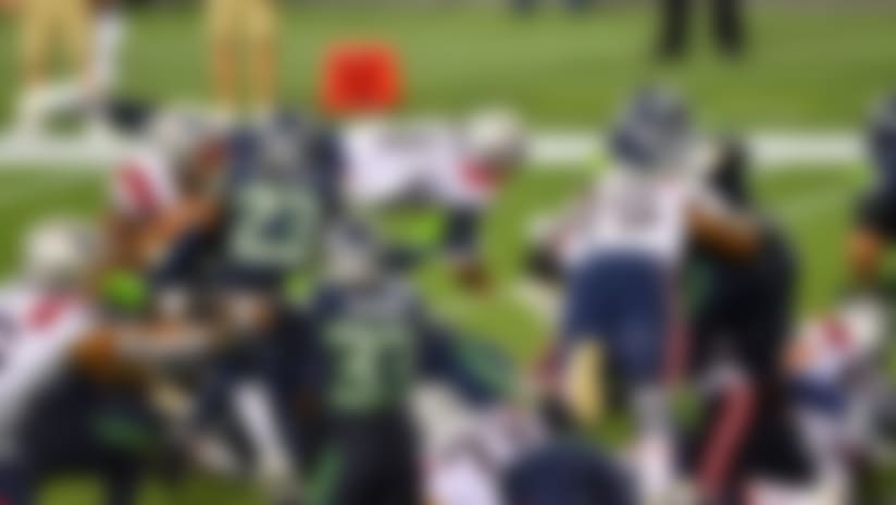 Can't-Miss Play: Seahawks STUFF Cam in the backfield to win the game