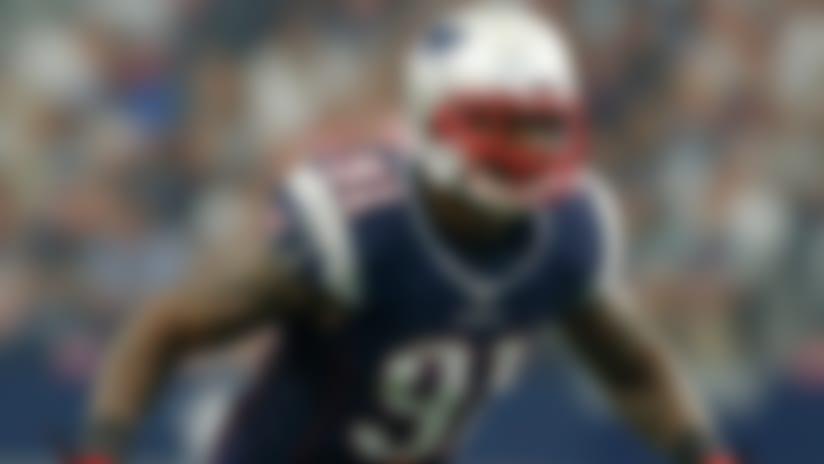 Patriots rule out Jamie Collins (illness) vs. Bills