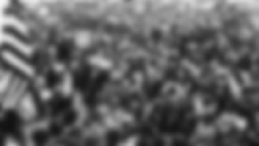 Black History Moment: Bernard Garrett Sr. and Joe Morris