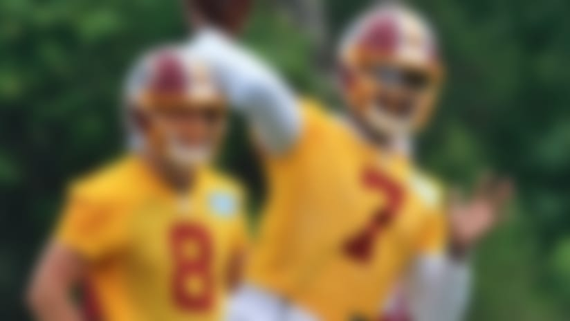 NFC training camp battles to watch: Redskins' QB derby tops list