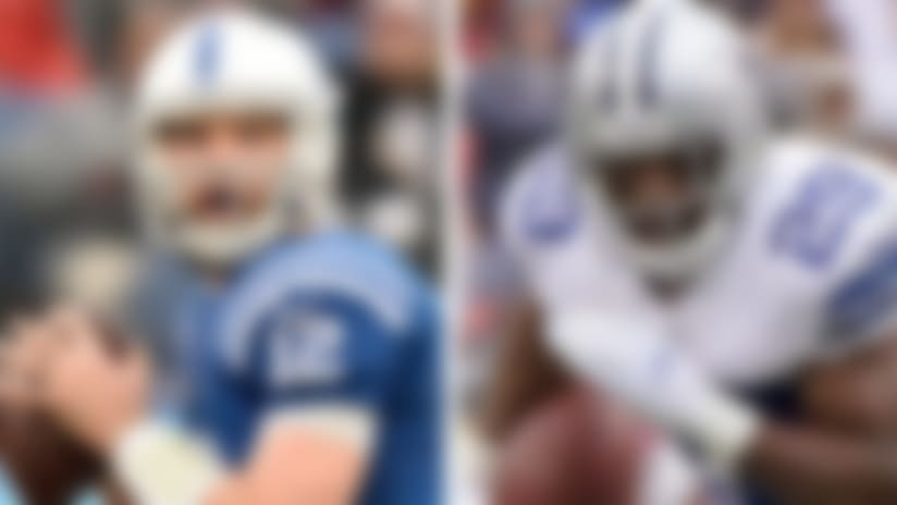 Steelers, Cowboys among contenders; Colts, Lions pretenders