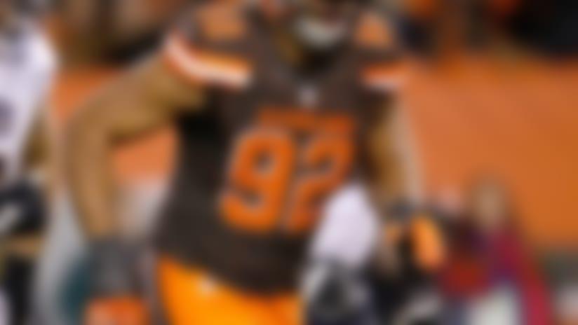 Cleveland Browns release veteran DL Desmond Bryant
