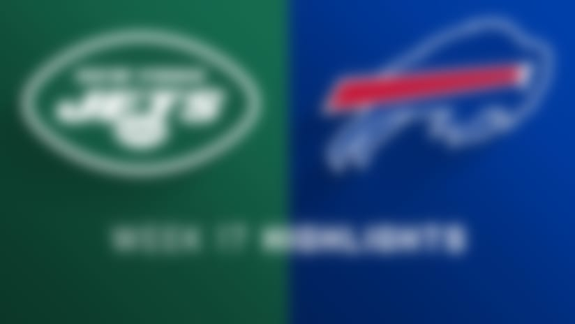 Jets vs. Bills highlights | Week 17