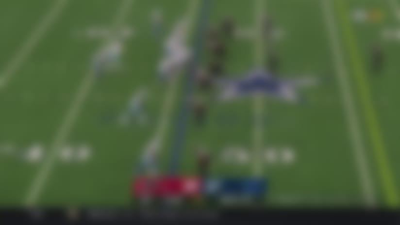 Lamb gets Boys' in field-goal range with 24-yard snag