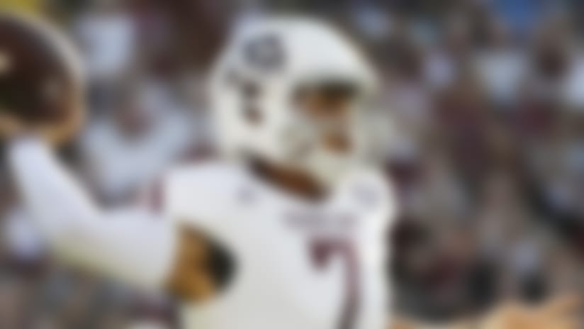 Kenny Hill breaks Johnny Manziel passing record in debut