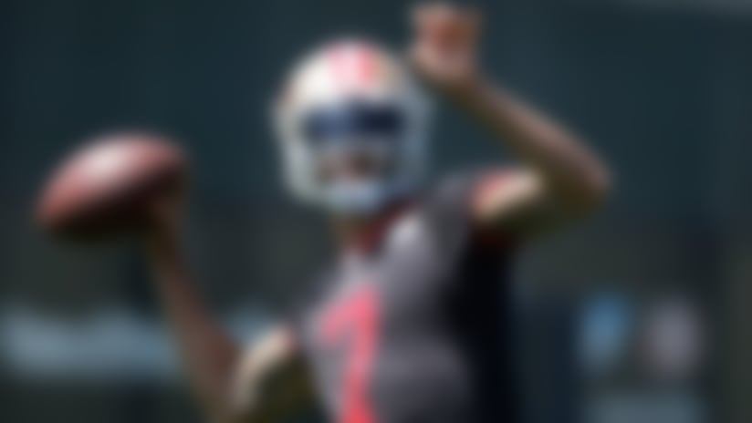 Niners QB Colin Kaepernick ruled out vs. Texans