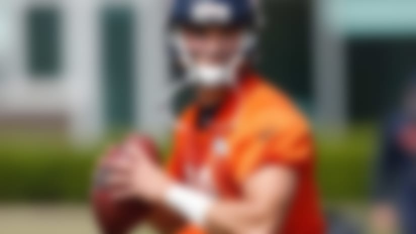 Matt Nagy: We're going to have some fun with Mitch Trubisky