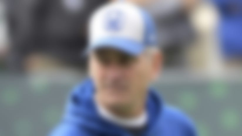 Colts knew what they had in head coach Frank Reich