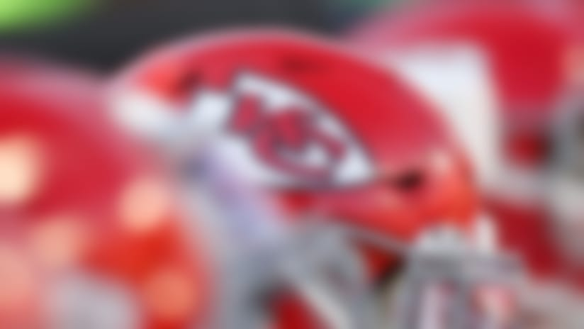 Chiefs nearly wore high school helmets to avoid forfeit