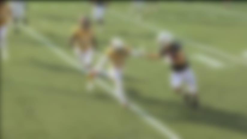 Deshaun Watson finishes speedy drive with touchdown pass to Jack Doyle