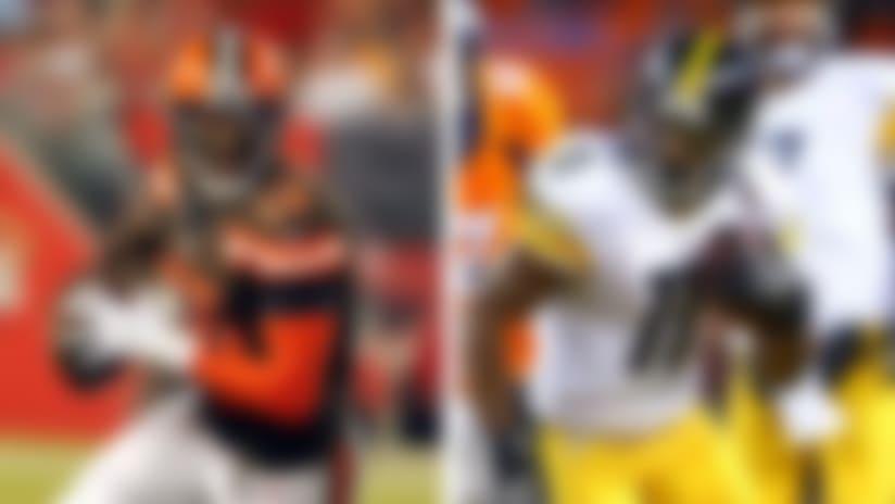 AFC position battles: Broncos' QB derby nearing end