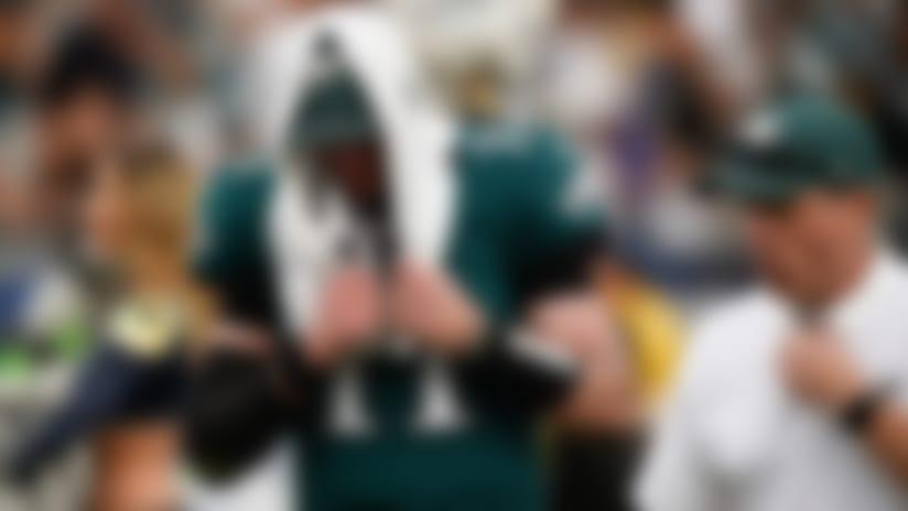 'America's Game': Wentz, Eagles endure 'bittersweet' trip to L.A.