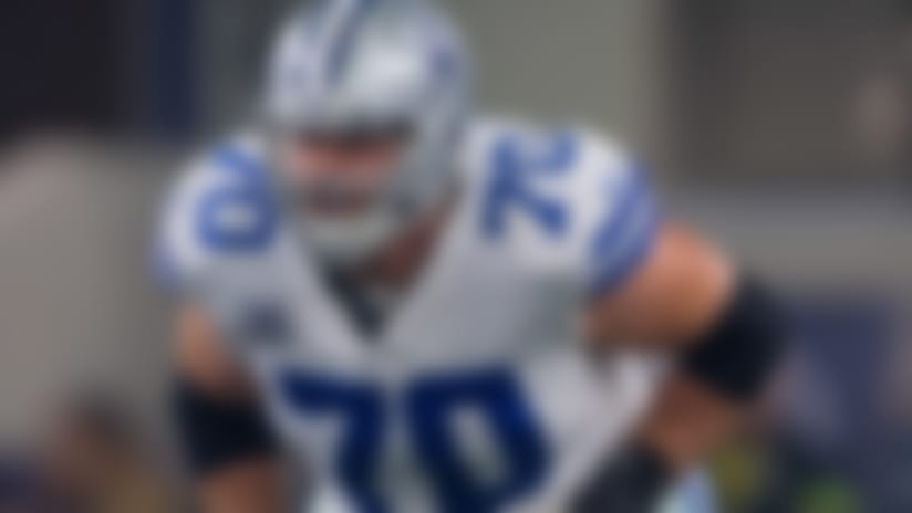 Ian Rapoport: Dallas Cowboys G Zack Martin's injury is not serious