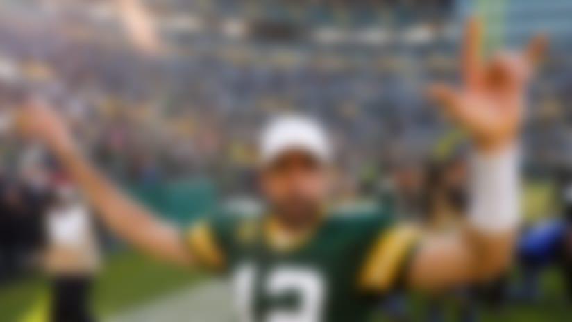Aaron Rodgers, Matt LaFleur deliver terrifying Packers statement