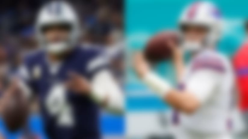 Dak Prescott, Josh Allen among Players of the Week