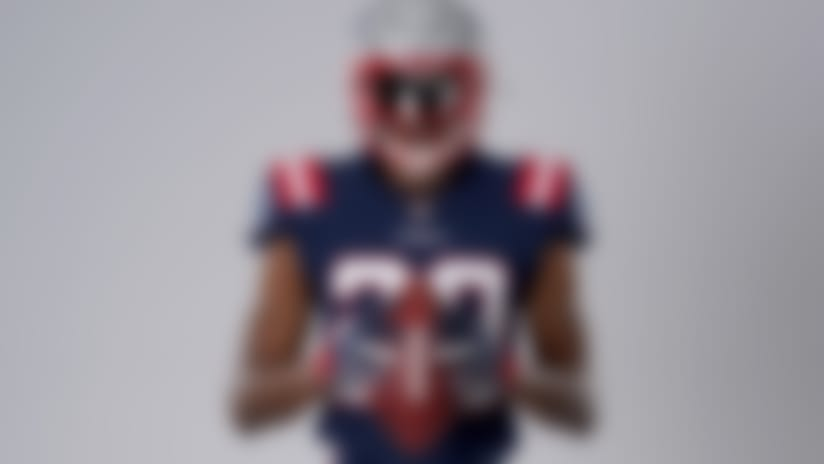 2020 Patriots uniform reveal