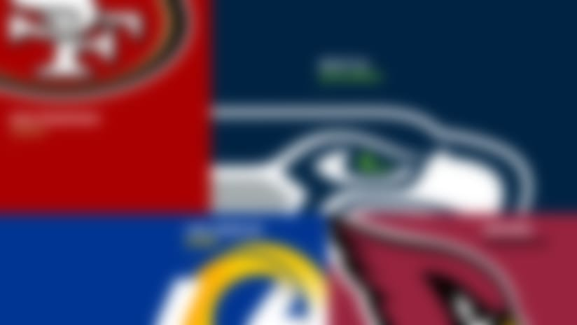 How the NFC West teams got their colors