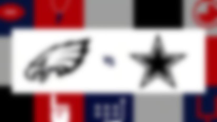 Eagles-Cowboys score predictions in Week 16 | 'GameDay View'