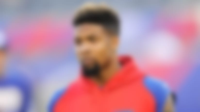 Coughlin: Odell Beckham not expected to play Sunday