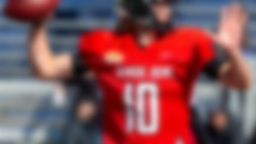 2020 Senior Bowl, Day 2: Justin Herbert sizzles; Bears eye TE